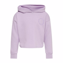 ONLY KIDS Sweatshirt Comfy Orchid Bloom