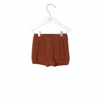 NOA NOA Baby Strikkede Shorts Glazed Ginger
