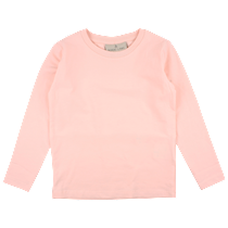 NORDIC LABEL Basis bluse i peach