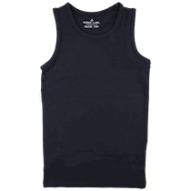 NORDIC LABEL Tank top / undertrøje navy