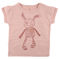 SMALL RAGS T-shirt med Rags