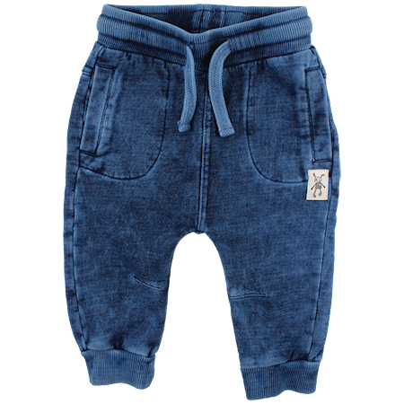 SMALL RAGS sweatpants med lommer