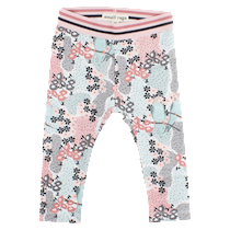 SMALL RAGS Blomster Leggings
