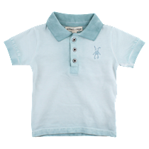 SMALL RAGS Polo T-Shirt
