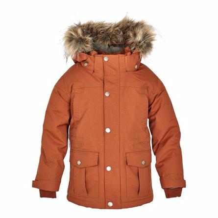 Billede af EN FANT Vinterjakke Leather Brown - Tøjstørrelser: 104