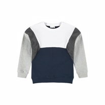 NAME IT Sweatshirt Bariko Grey Melange
