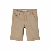 NAME IT Slim Fit Chino Shorts Sofus Incense