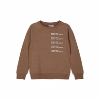 NAME IT Sweatshirt Vion Coffee Liqueur