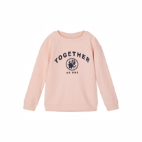 NAME IT Sweatshirt Veda Peach Whip
