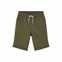 NAME IT Sweat Shorts Vermo Ivy Green