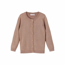 NAME IT Glimmer Cardigan Tania Twilight Mauve