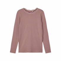 NAME IT Modal Blonde Bluse Freya Twilight Mauve