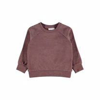 NAME IT Sweatshirt Tekka Marron