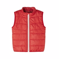 NAME IT Dyne Vest Mylane Ketchup Red