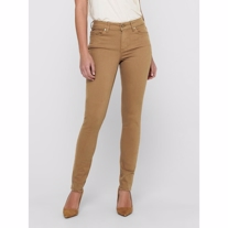 ONLY Blush Skinny Fit Jeans Toasted Coconut