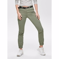 ONLY Missouri Ankel Cargopants Oil Green