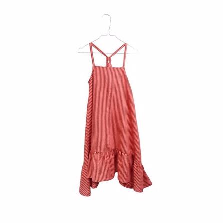 78336d93 KNAST BY KRUTTER Lang Kjole Moni - Smuk lang kjole med stropper fra Knast  by Krutter