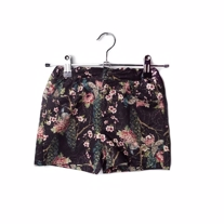 KNAST BY KRUTTER Shorts Metallic Flower
